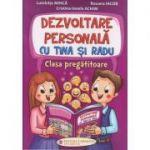 Dezvoltare personala cu Tina si Radu clasa pregatitoare(Editura: Carminis, Autor(i): Luminita Minca, Roxana Iacob, Cristina-Ionela Achim ISBN 9789731234038)