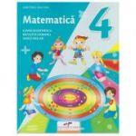 Matematica. Manual pentru clasa a IV-a ( Editura: CD Press, Autori: Iliana Dumitrescu, Nicoleta Ciobanu, Vasile Molan ISBN 9786065285460)