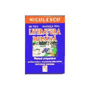 Literatura Romana - Manual Preparator-gimnazial