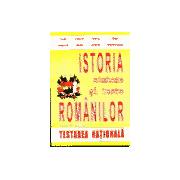 Istoria Romanilor - Sinteze si teste - Testare Nationala