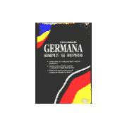 Invatati GERMANA  Simplu si Repede + Caseta