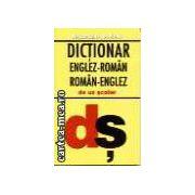 Dictionar Roman - Englez; Englez - Roman, Scolar