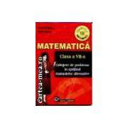 MATEMATICA CLS. a 7-a