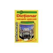 Dictionar SPANIOL - roman / roman - SPANIOL