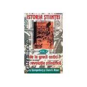ISTORIA STIINTEI vol. 1