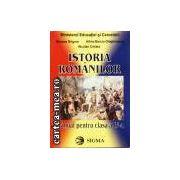 Istoria romanilor manual pentru clasa a 4-a