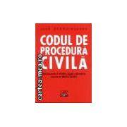 Codul de procedura civila actualizat(1.09.2005),ingrijita si adnotata de Judecator dr. Mihaela Tabarca