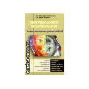 Teste psihologice de autoevaluare-autocunoasterea personalitatii