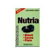 NUTRIA - BLANA, CARNE, PIELE