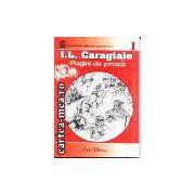 I.L.Caragiale-pagini de proza
