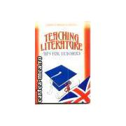 Teaching literature tips for teachers