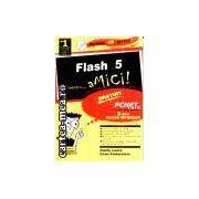Flash 5 pentru... Amici