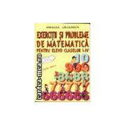 EXERCITII SI PROBLEME DE MATEMATICA PENTRU CLASELE 1-4