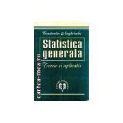 Statistica generala-teorie si aplicatii