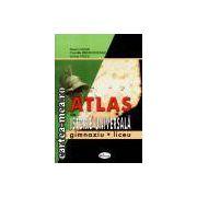 Atlas de istorie universala gimnaziu liceu