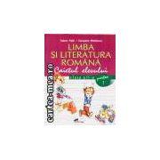 Limba si literatura romana-caietul elevului clasa a II-a partea I