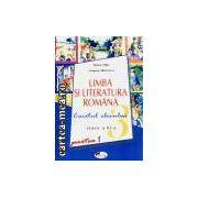 Limba si literatura romana caietul elevului cls a III a partea I
