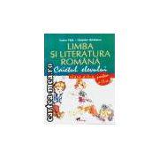 Limba si literatura romana caietul elevului clasa a II-a partea a II-a