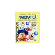 Matematica-culegere de exercitii si probleme cls I-II