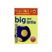 First Skills-Big and little(editura Longman isbn:1-8464-6023-9)