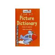 First-Picture dictionary(editura Longman isbn:0-7214-2107-5)