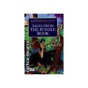 Tales from the Jungle book(editura Longman isbn:0-7214-1655-1)