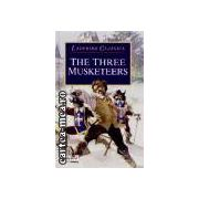 The three musketeers(editura Longman, autor:Alexandre Dumas isbn:0-7214-1753-1)
