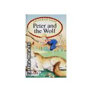 Peter and the wolf(editura Longman isbn:0-7214-1566-0)