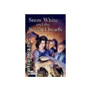 Snow Whitw and the Seven Dwarfs(editura Longman isbn:1-8442-2306-x)