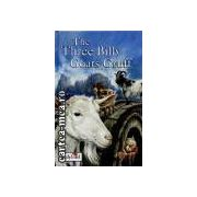 The three Billy Goats Gruff(editura Longman isbn:1-8442-2300-0)