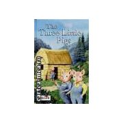 The three little pigs(editura Longman isbn:1-8442-2299-3)