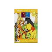 Eeyore,Tigger,Pooh&friends-early skills with stickers(editura Longman isbn:0-7214-2421-X)