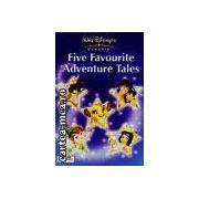 Five Favourite Adventure Tales(editura Longman isbn:1-8442-2948-3)