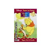 Tigger,Pooh&friends-early skills with stickers(editura Longman isbn:0-7214-2424-4)