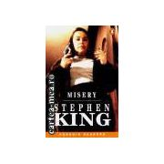 Misery(editura Longman, autor:Stephen King isbn:0-582-41829-1)