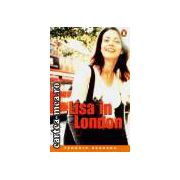 Lisa in London(editura Longman, autor:Paul Victor isbn:0-582-42778-9)