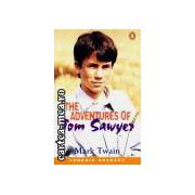 The adventures of Tom Sawyer Level 1(editura Longman, autor:Mark Twain isbn:0-582-41923-9)