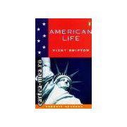 American life(editura Longman, autor:Vicky Shipton isbn:0-582-46847-7)