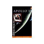 Apollo 13 Level 2(editura Longman isbn:0-582-45184-1)