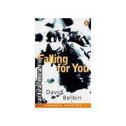 Falling for you Level 2(editura Longman, autor:David Belbin isbn:0-582-34301-1)