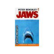 Jaws(editura Longman, autor:Peter Benchley isbn:0-582-41801-1)