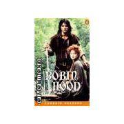 Robin Hood Level 2(editura Longman isbn:0-582-42119-5)
