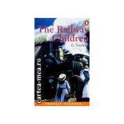 The railway children(editura Longman, autor:E. Nesbit isbn:0-582-41790-3)