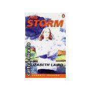 The storm(editura Longman, autor:Elizabeth Laird isbn:0-582-42722-3)
