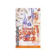 The voyages of Sindbad the Sailor(editura Longman isbn:0-582-42122-5)
