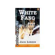 White fang Level 2(editura Longman, autor:Jack London isbn:0-582-41815-1)
