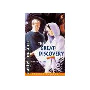 The great discovery(editura Longman, autor:Mandy Loader isbn:0-582-42730-4)