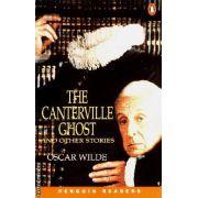 The canterville ghost(editura Longman, autor:Oscar Wild isbn:0-582-42691-X)