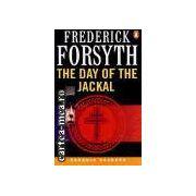 The day of the jackal(editura Longman, autor:Frederick Forsyth isbn:0-582-38104-5)