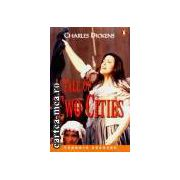 A tale of two cities(editura Longman, autor:Charles Dickens isbn:0-582-41940-9)